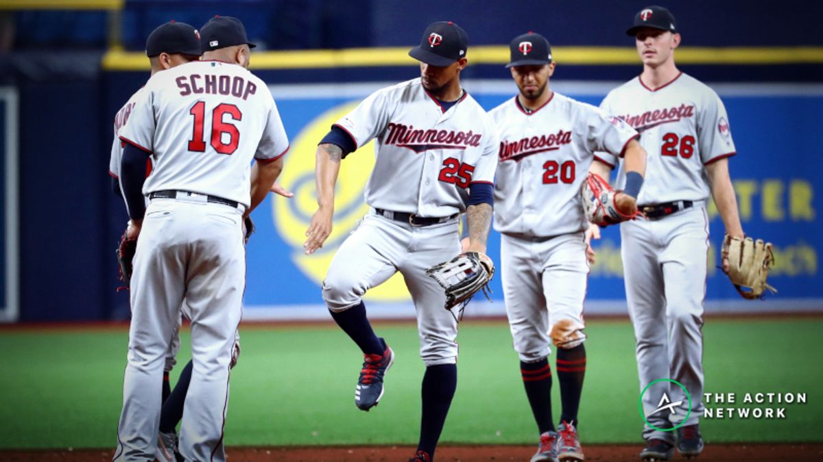 Updated World Series Odds: The Twinkies Are For Real article feature image