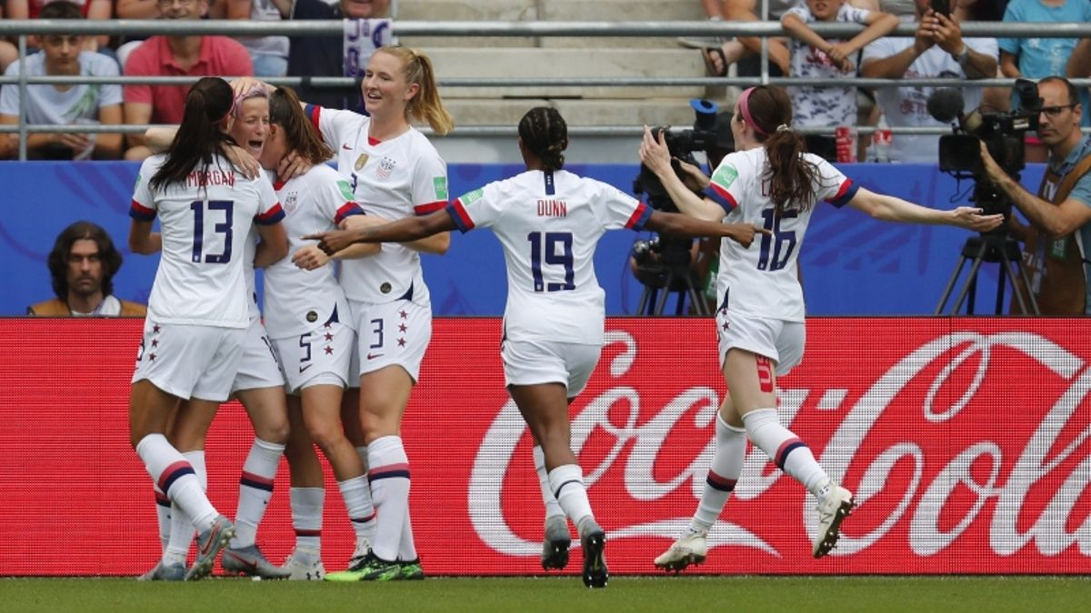 USA vs. France Women's World Cup Odds, Preview: How Pros Are Betting the Match article feature image