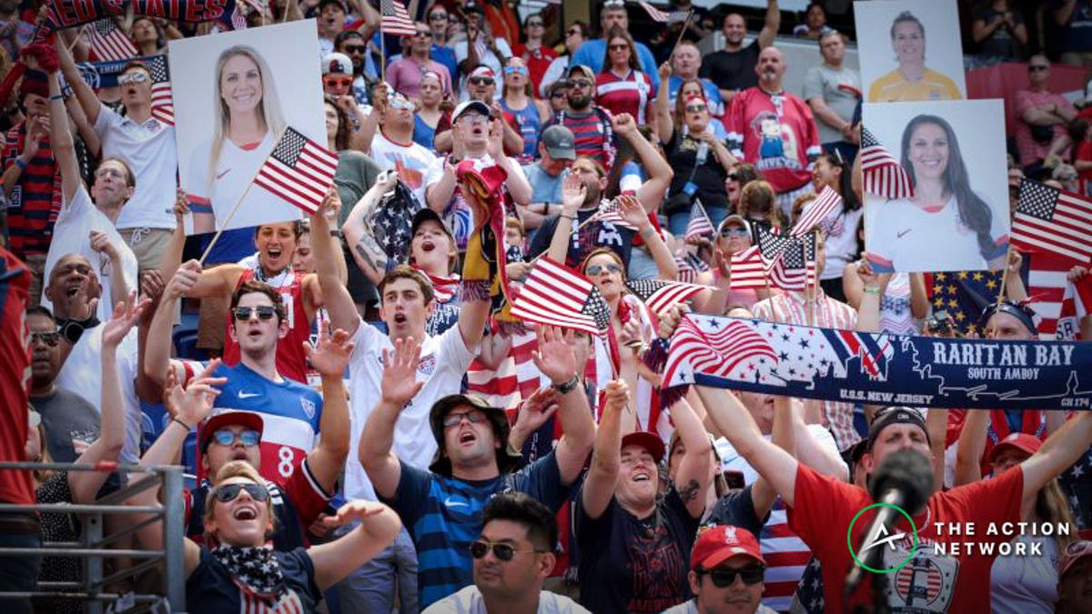 2019 Women's World Cup Betting Preview: What to Expect From USA in France article feature image