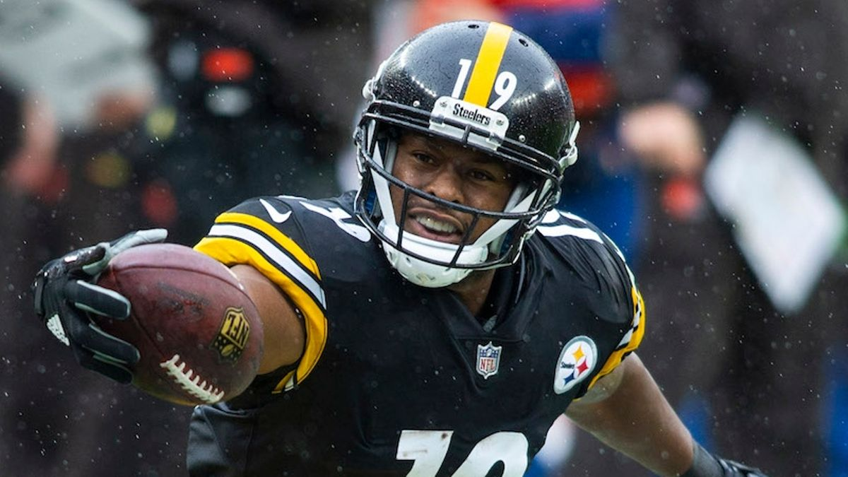 2019 Fantasy Football Half PPR Rankings: WR article feature image