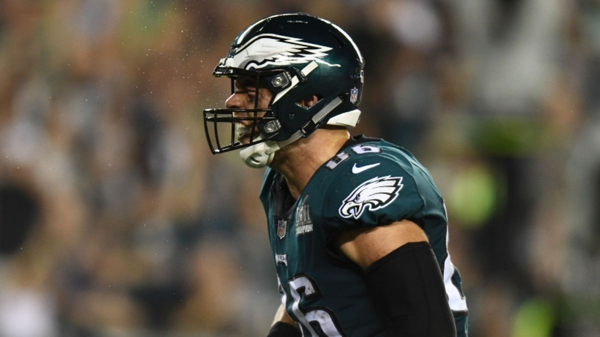 2019 Fantasy Football Half PPR Rankings: TE article feature image