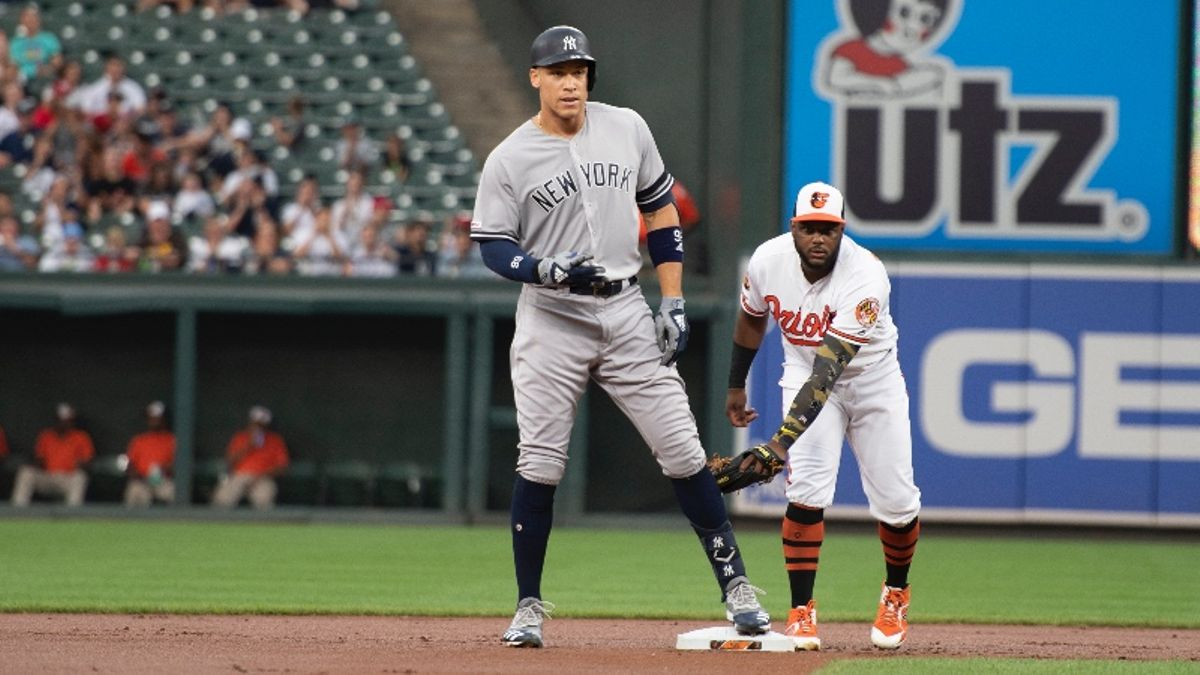MLB Betting Tip: How to Play Monday's Orioles vs. Yankees Doubleheader article feature image