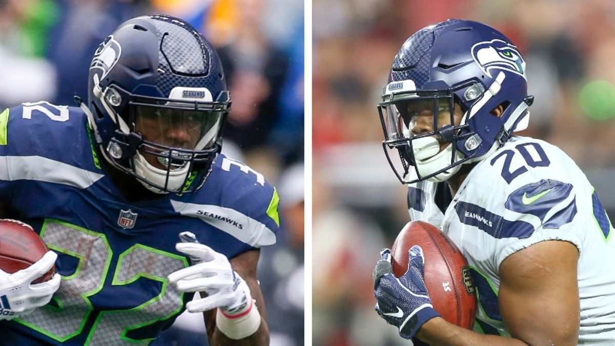 Can Chris Carson, Rashaad Penny Be Valuable Fantasy Football RBs? article feature image
