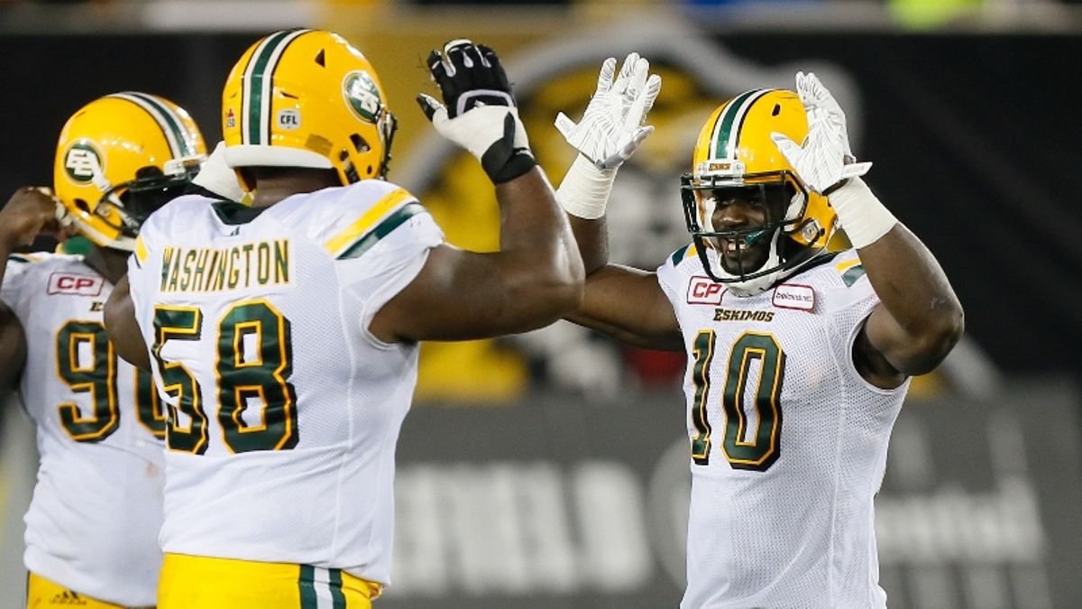 CFL Betting Tip: How to Bet High-Total Games article feature image