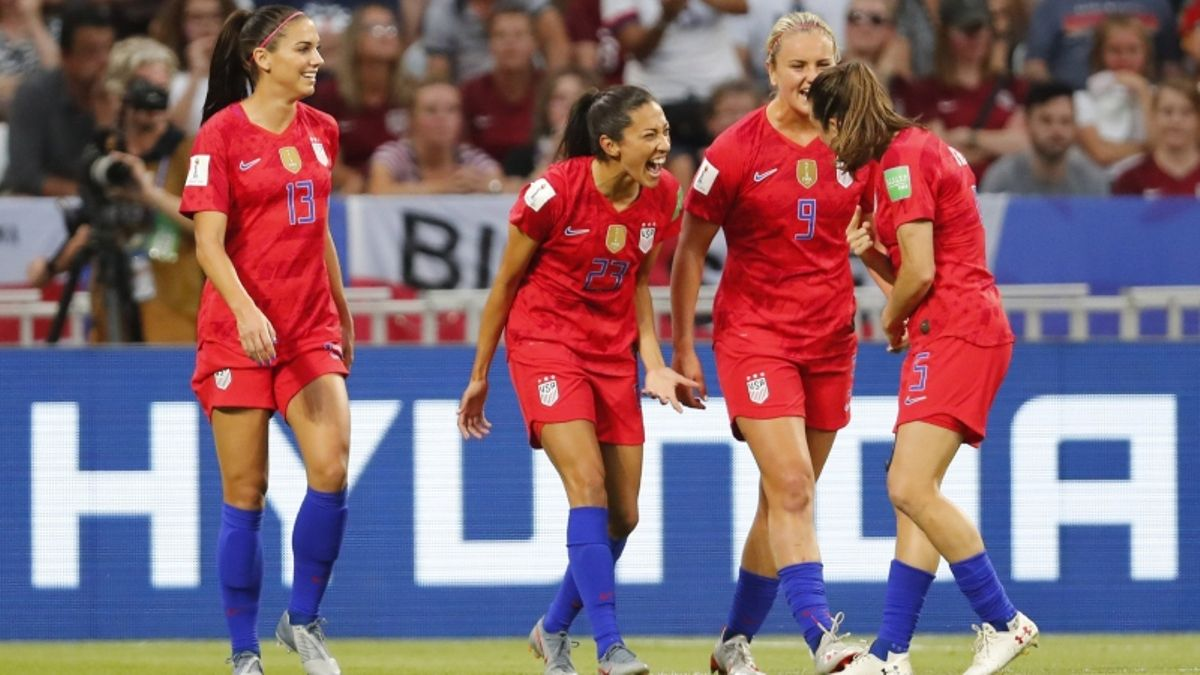 Women's World Cup Final Odds, Preview: USA Clear Favorites Over Netherlands article feature image