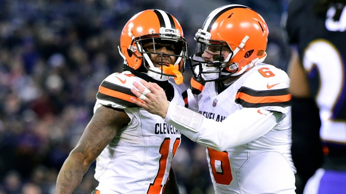 Browns vs. 49ers Odds, Picks & Monday Night Football Betting Predictions article feature image