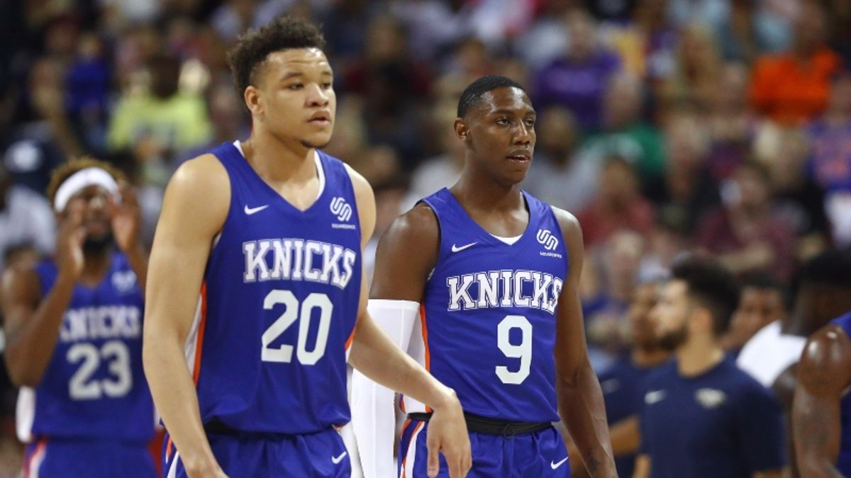 NBA Summer League Tuesday Betting Odds, Notes and Player News to Watch article feature image