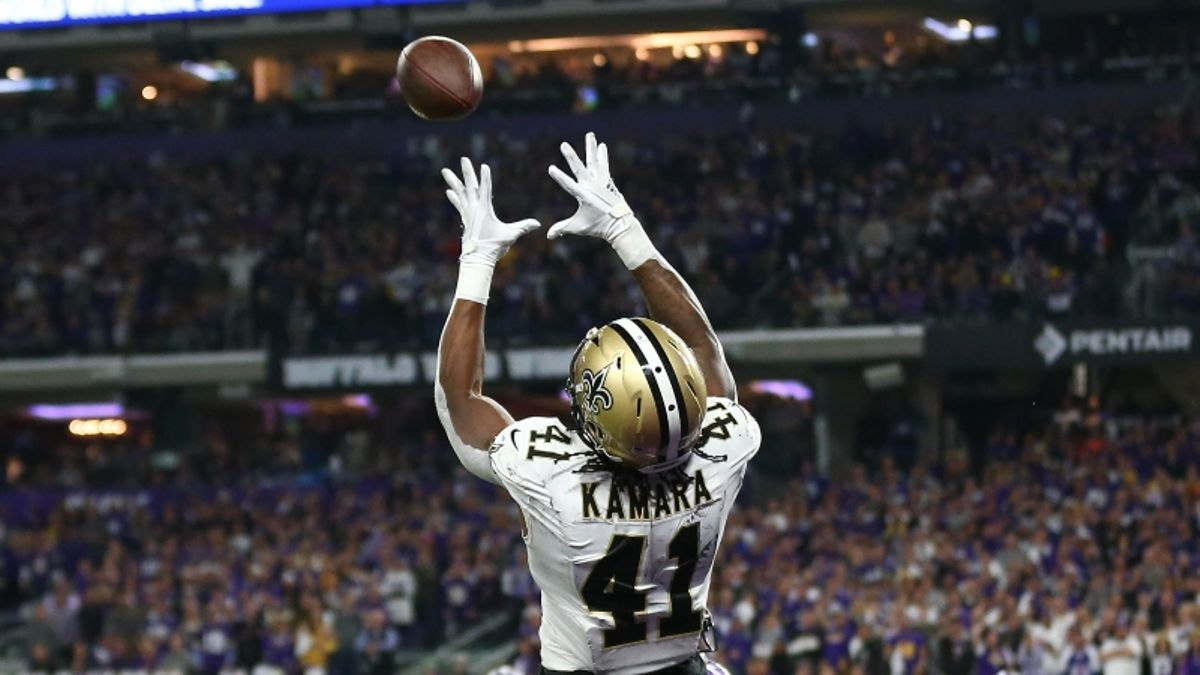 2019 Fantasy Football PPR Rankings: RB article feature image