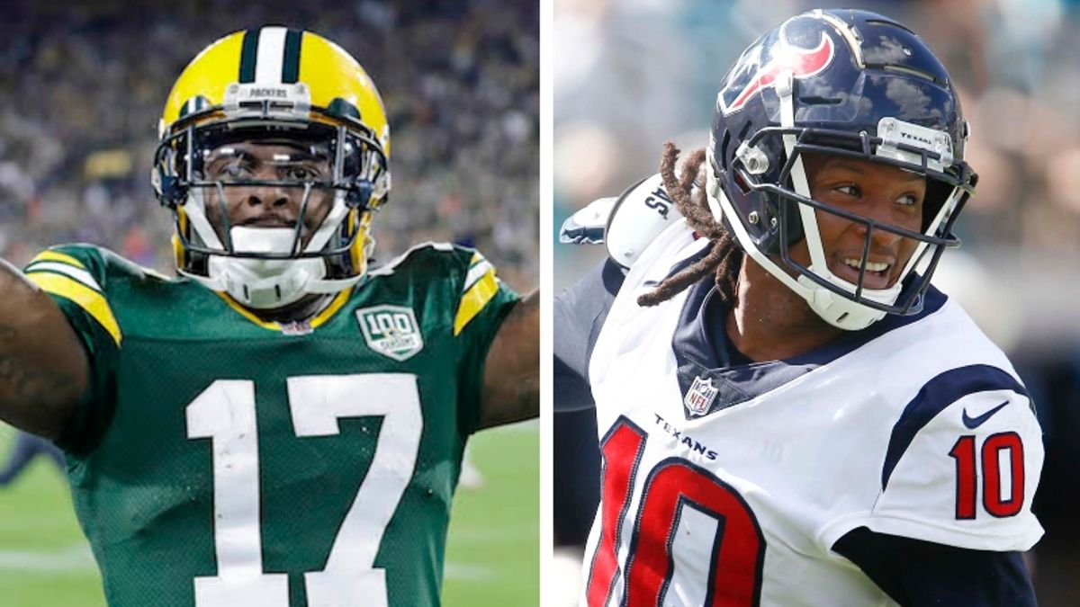 Who Should Be the Top Fantasy WR Drafted in 2019? Our Experts Debate article feature image