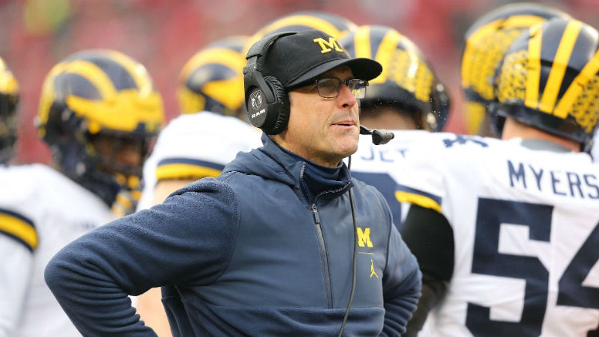 Michigan 2019 Betting Guide: How To Bet The New-Look, Faster-Paced Wolverines article feature image