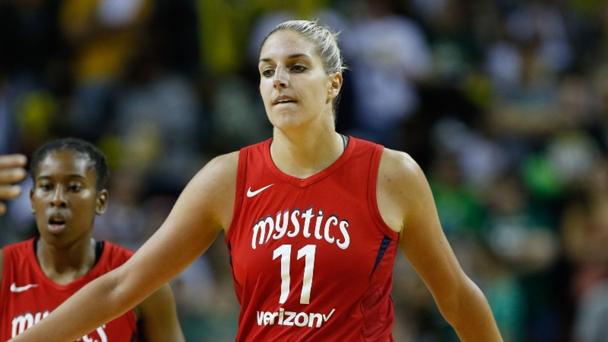 WNBA Betting Odds Value Calculator (7/10): How Elena Delle Donne, Diana Taurasi Could Impact Spread article feature image