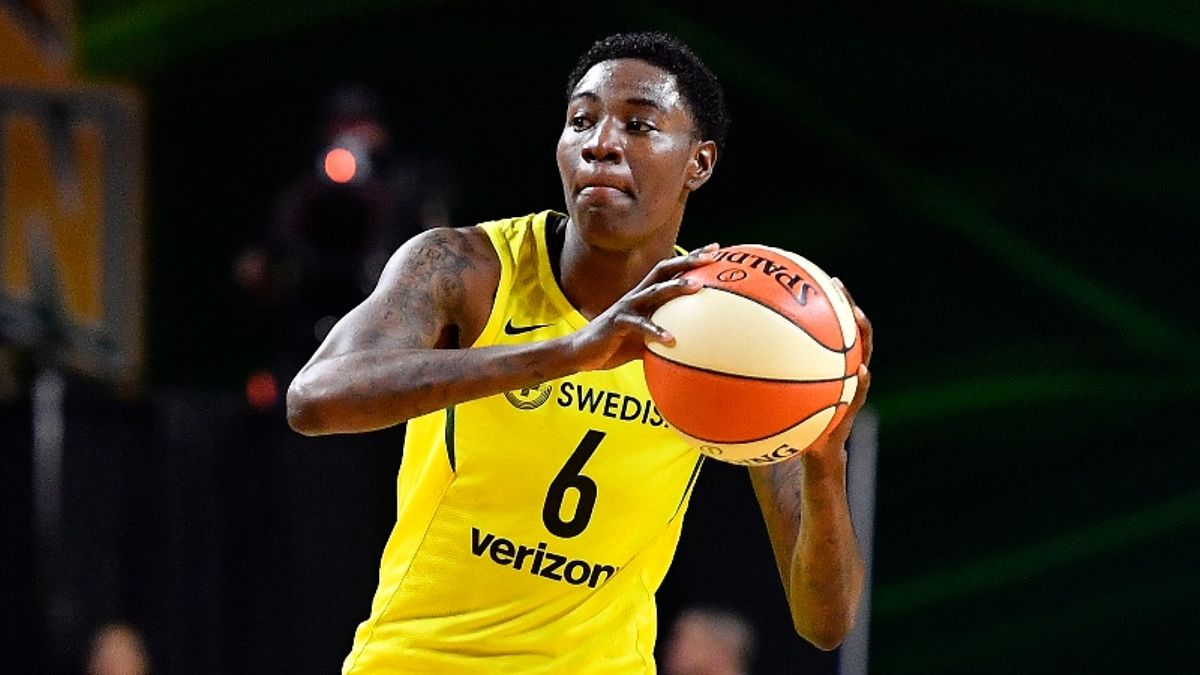 WNBA Betting Odds Value Calculator (7/12): Wings-Storm Could Have Season's Lowest Total article feature image
