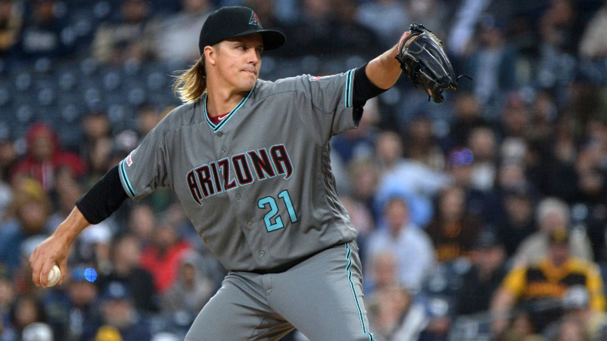 Diamondbacks-Marlins Betting Preview: Will Greinke Continue His Dominance Against Miami? article feature image