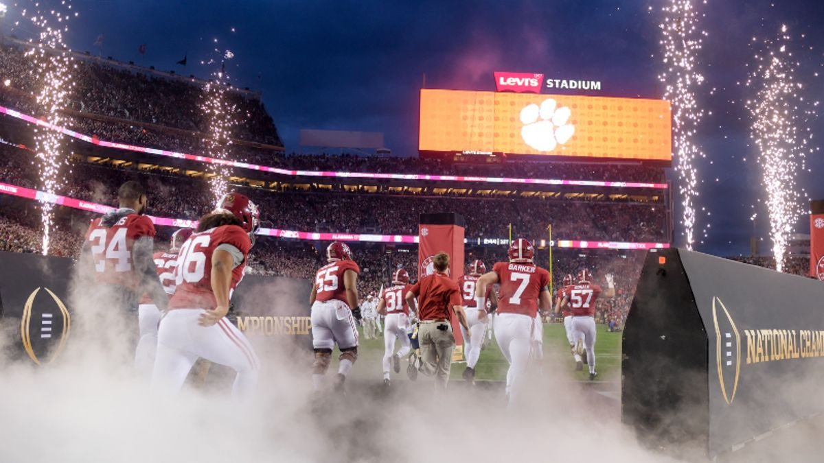 Wilson: Which Teams are Worth a Bet to Make the 2019-20 College Football Playoff? article feature image
