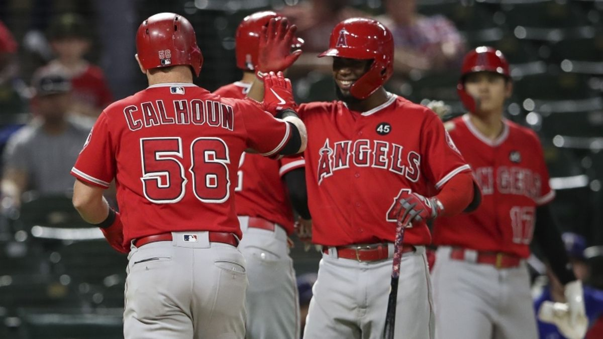 MLB Sharp Report: Pros Betting Angels-Rangers, 2 Other Wednesday Games article feature image