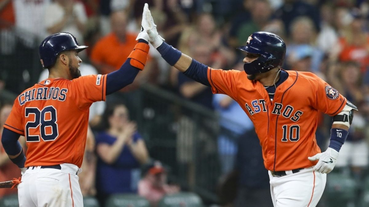 MLB Sharp Report: Pros Betting Athletics-Astros, 2 Other Monday Games article feature image