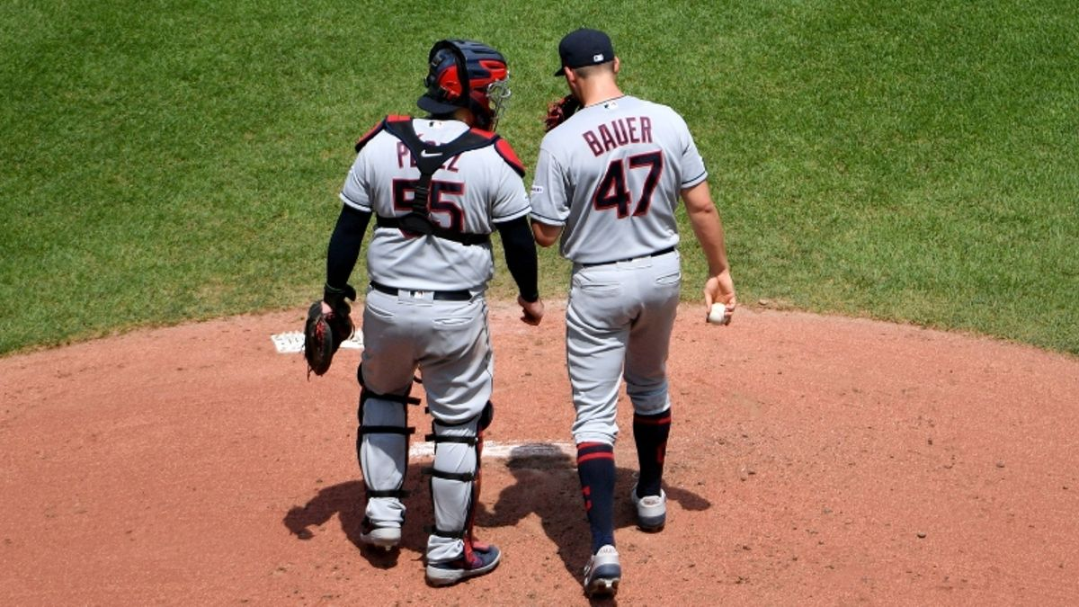 MLB Trade Deadline: How the Trevor Bauer Deal Shifted World Series Odds article feature image