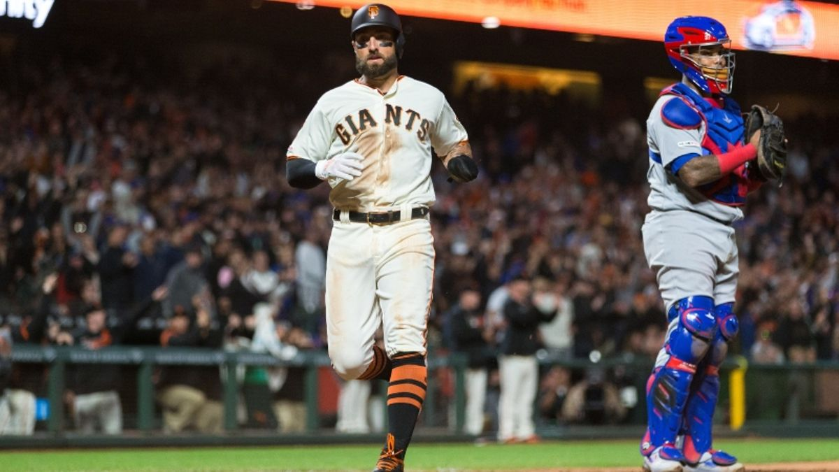 MLB Sharp Report: Pros Betting Cubs-Giants, 2 Other Tuesday Games article feature image