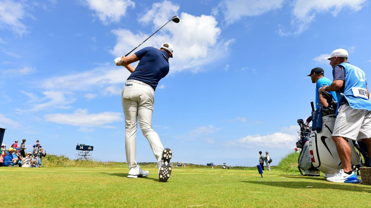 2019 British Open Tee Times, Groupings, Odds article feature image