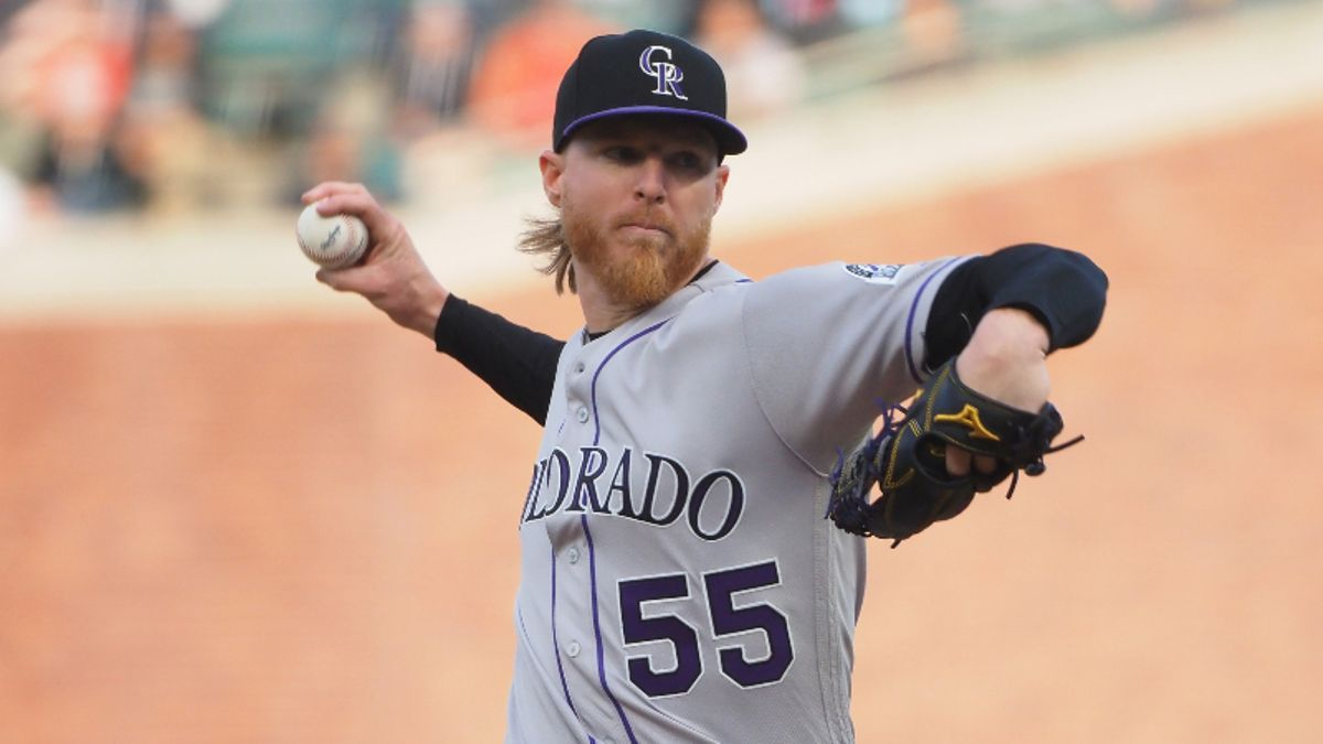 MLB Sharp Report: Indians-Reds, Rockies-D-backs Drawing Saturday's Pro Action article feature image