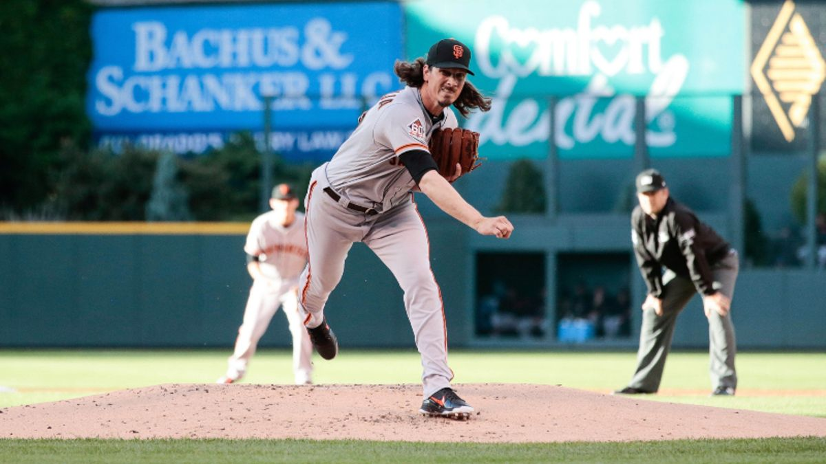 Giants vs. Rockies Total, Temperatures Rising at Coors Field article feature image