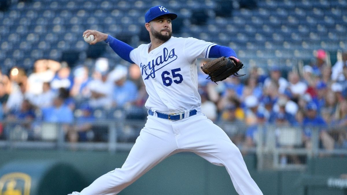 Zerillo's MLB Daily Betting Model, 7/26: Can Jakob Junis Dominate With Slider vs. Indians? article feature image