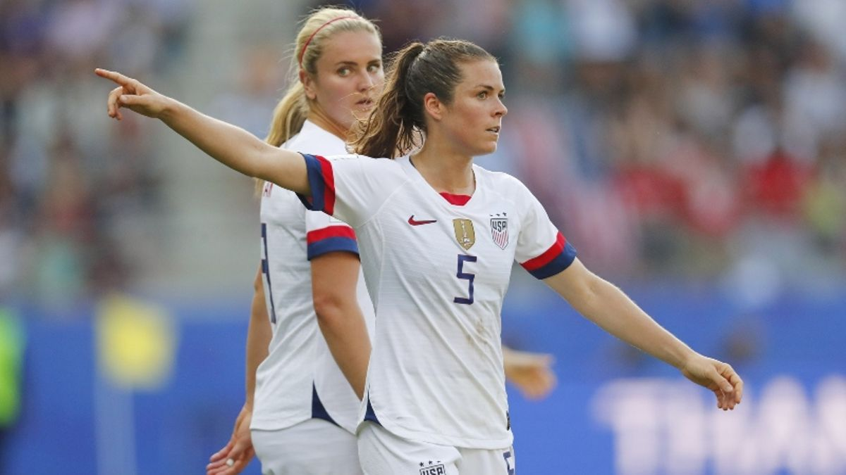 USA vs. England: Best Bets for the Women's World Cup Semifinals Showdown article feature image
