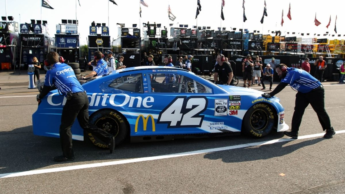 NASCAR Gander RV 400 Betting Odds, Picks: 3 Double-Digit Bets to Win article feature image