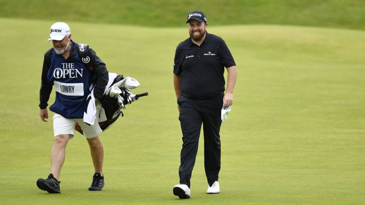 Updated 2019 British Open Odds: Shane Lowry the Odds-on Favorite Heading into Final Round article feature image
