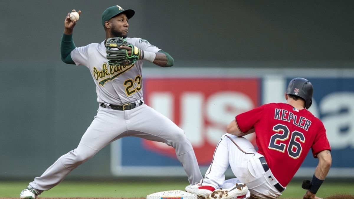 MLB Sharp Report: Pros Betting Athletics-Twins, 2 Other Friday Games article feature image
