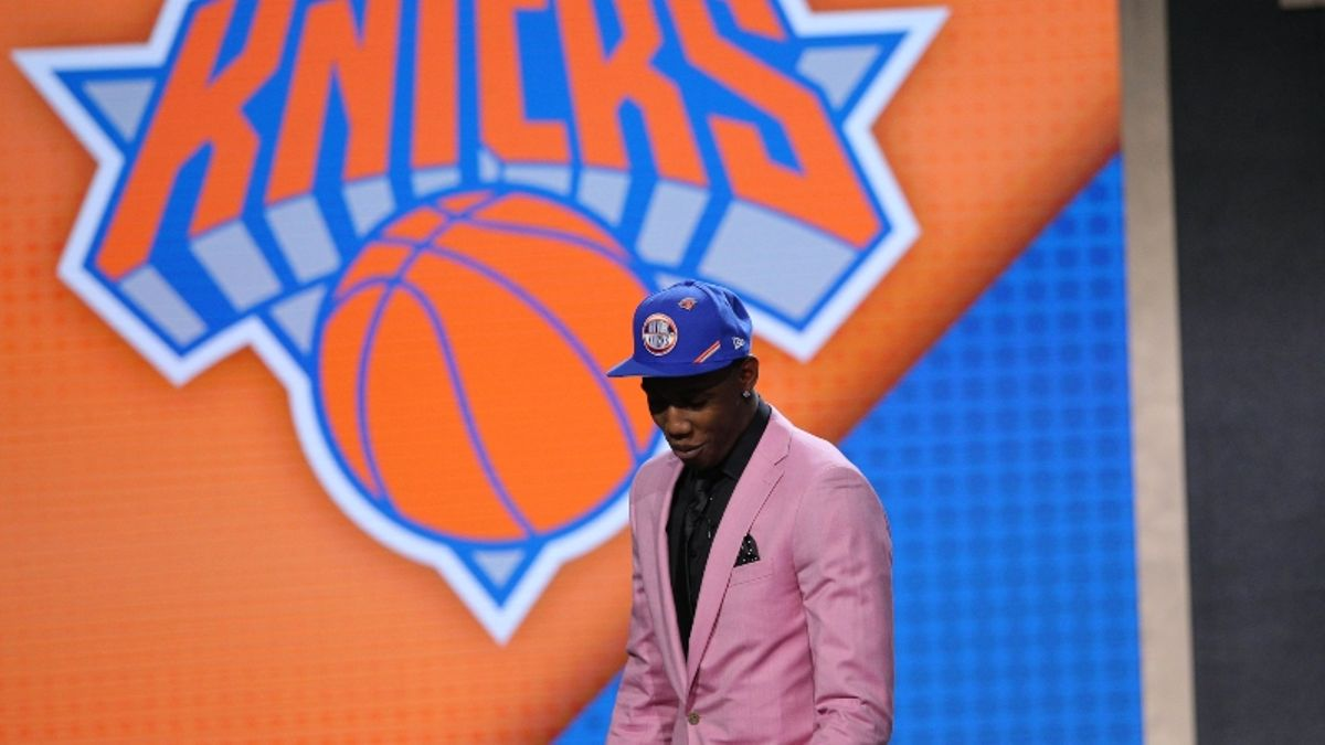 Introducing the Knicks' Most Important Free Agency Acquisition: Options article feature image