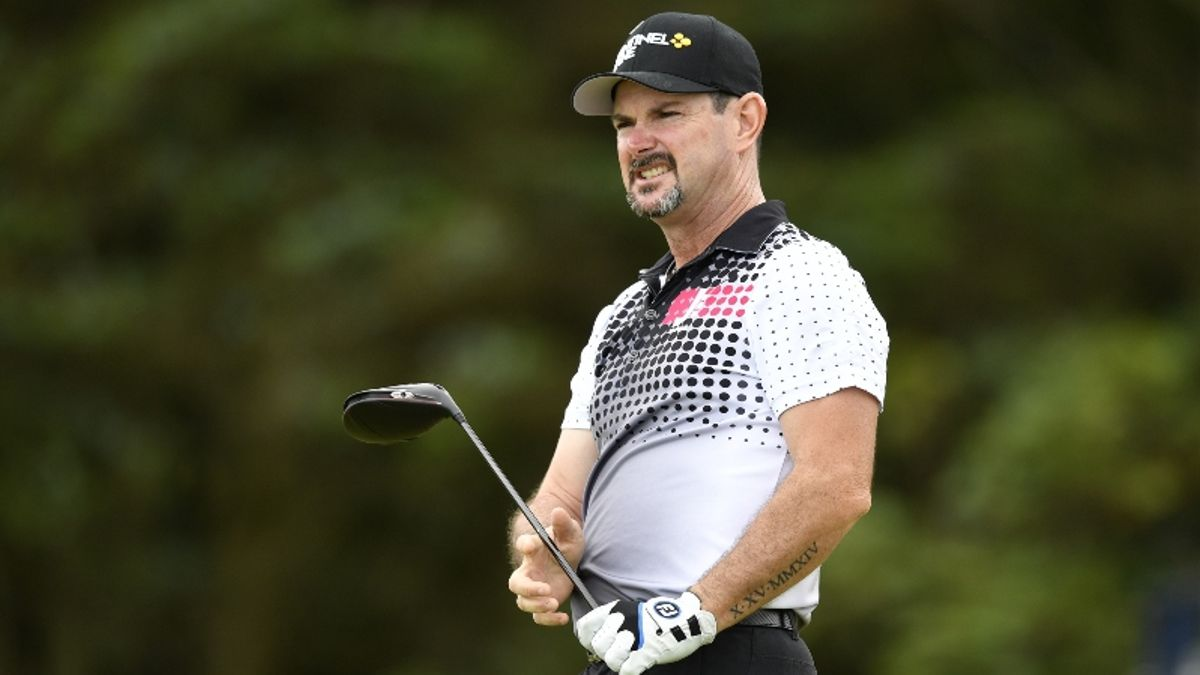 Adon's Wyndham Championship First-Round Leader Bets: Another Quick Start for Rory Sabbatini? article feature image