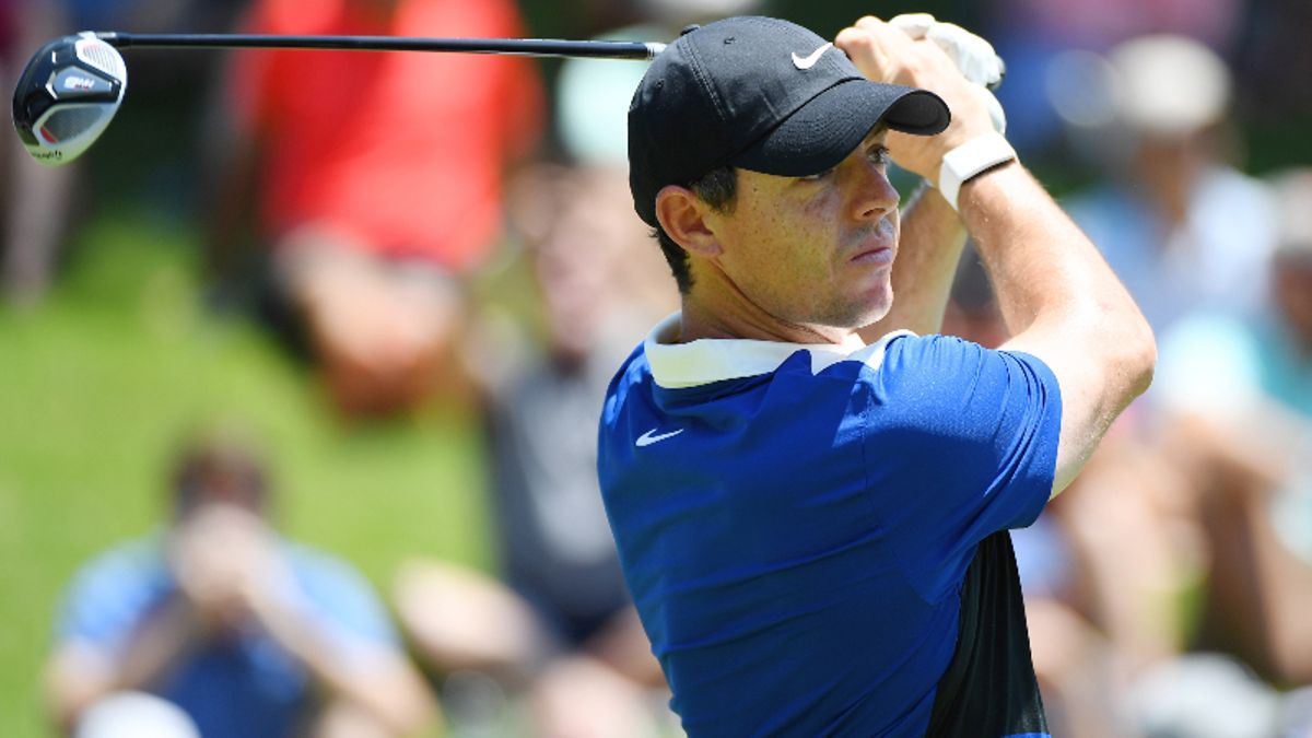 Sobel's Favorite WGC-FedEx St. Jude Invitational Matchups: Will Rory Ride Momentum in Round 2? article feature image