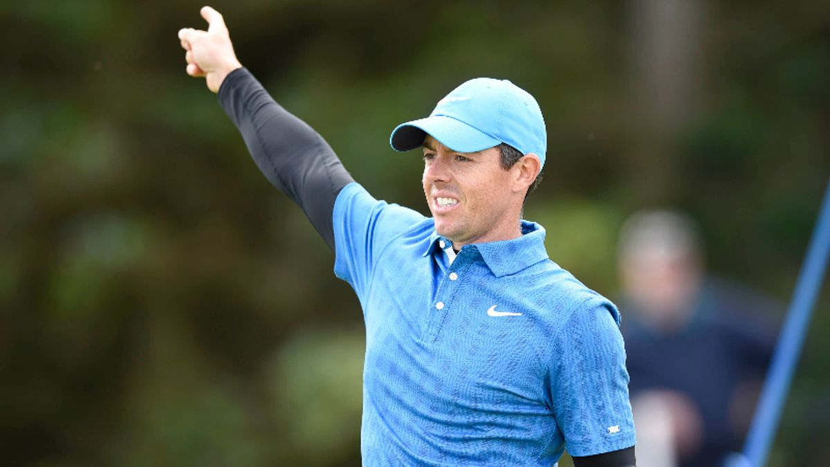 Sobel: Rory's Big Miss and Other Notes From Round 1 of the British Open article feature image