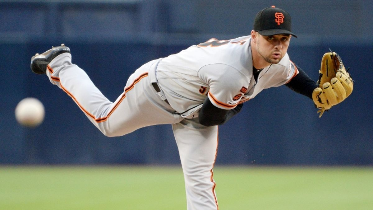 Zerillo's MLB Daily Betting Model, 7/30: Believe in Beede and Giants vs. Phillies article feature image