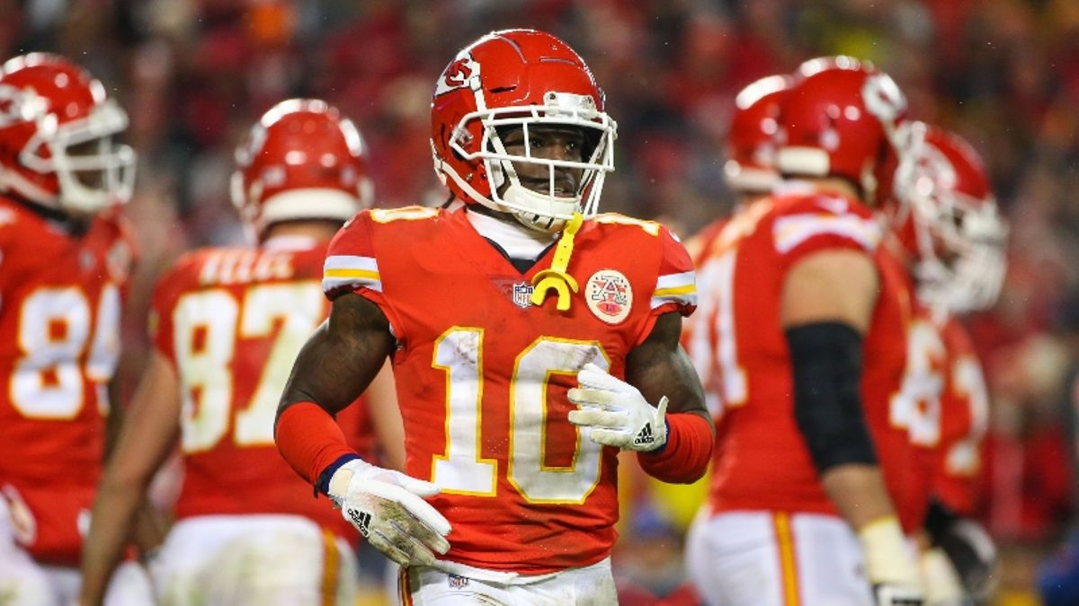 Fantasy Football Impact of Tyreek Hill Not Being Suspended article feature image
