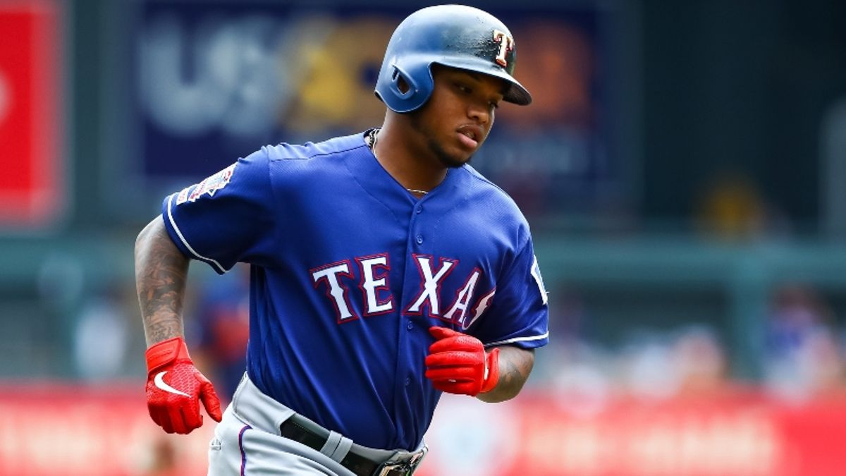 Zerillo's MLB Daily Betting Model, 7/28: Can Willie Calhoun Spark the Rangers? article feature image