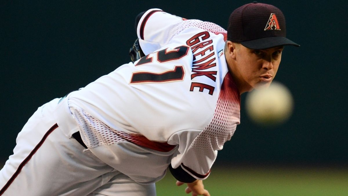 MLB World Series Odds: Greinke Trade Makes Astros Clear Favorites article feature image