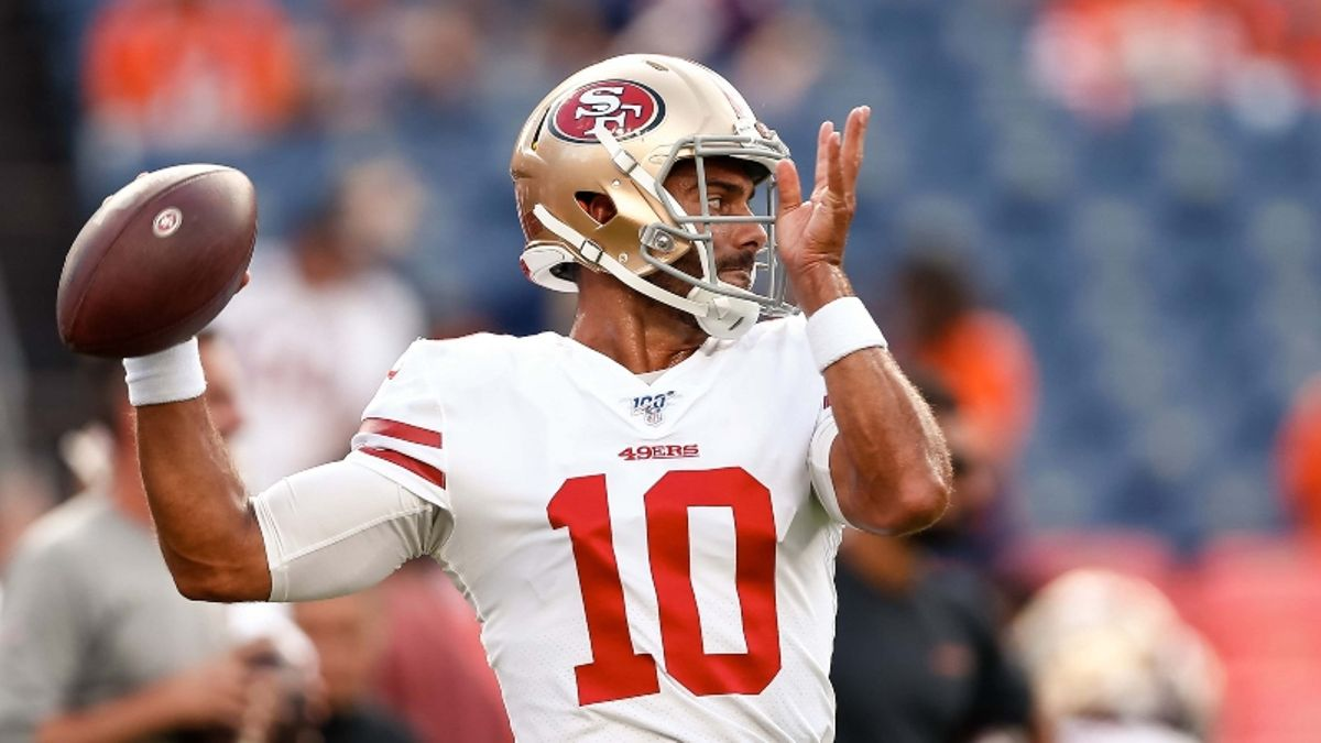 Cardinals vs. 49ers Betting Odds, Picks & Predictions article feature image