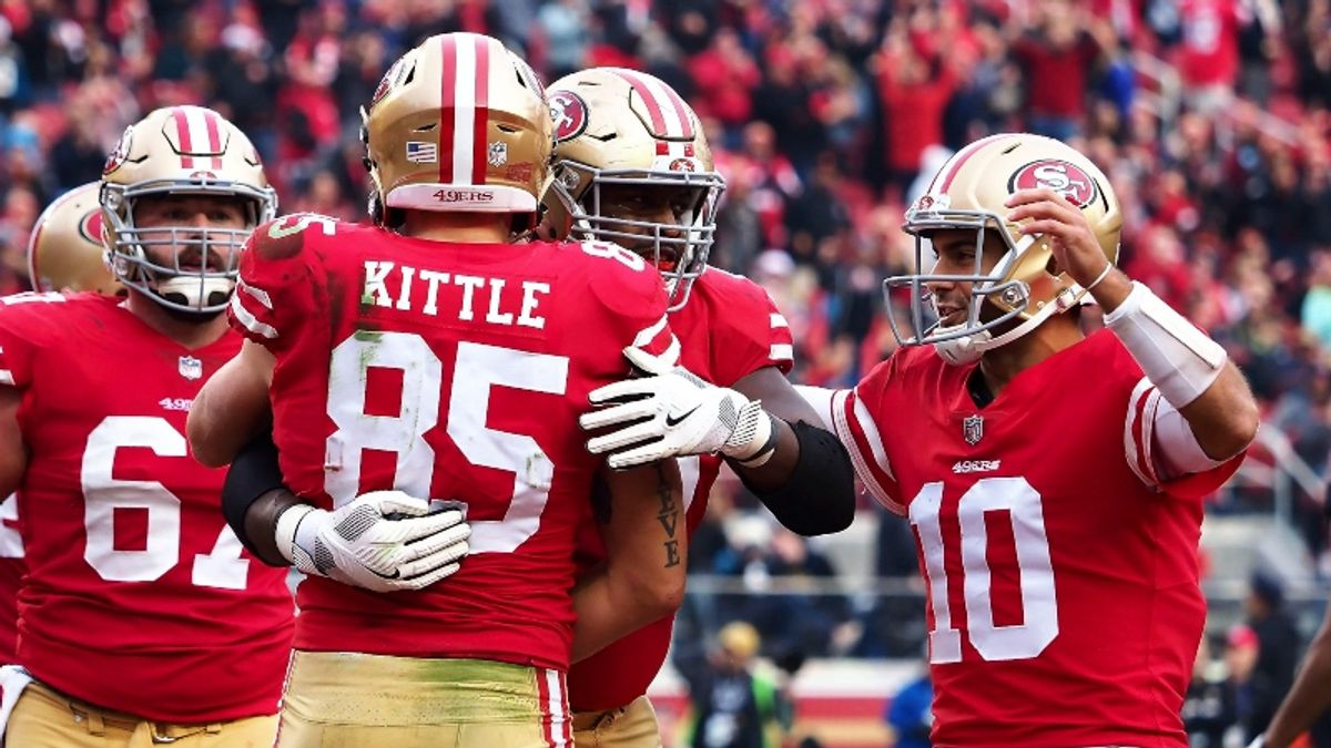 49ers Fantasy Rankings, Projections, Analysis for Every Player article feature image