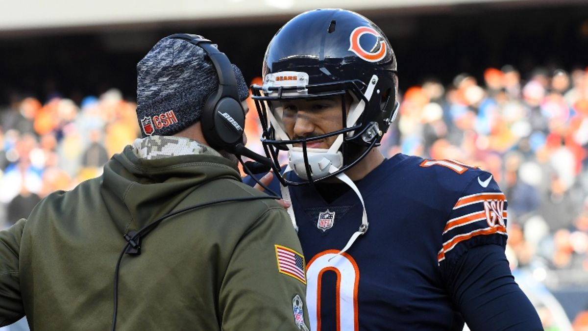 Bears Odds, Win Total, Projected Spreads For Every 2019 Game, More article feature image