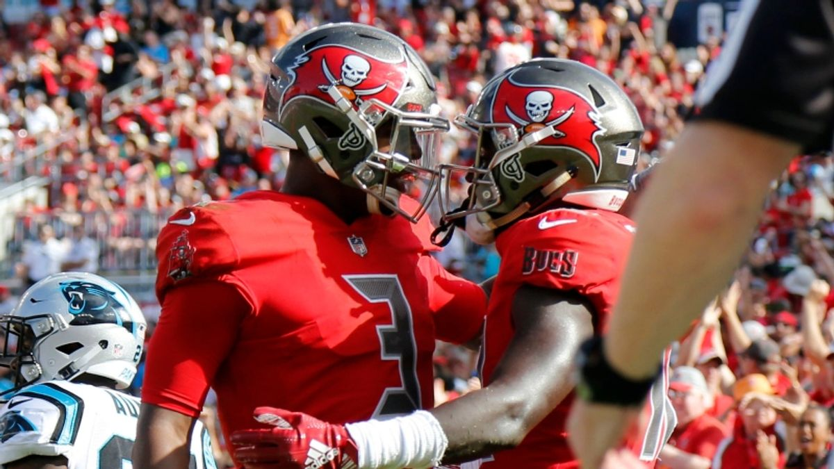 Buccaneers Fantasy Rankings, Projections, Analysis for Every Player article feature image
