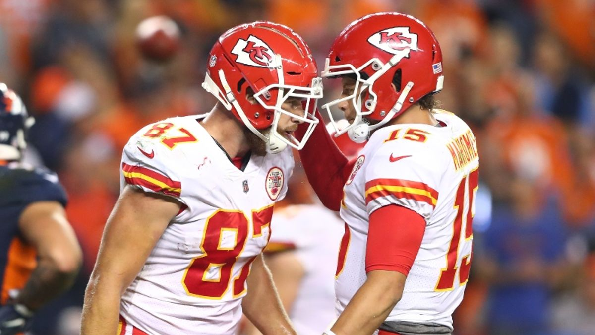 Chiefs Odds, Win Total, Projected Spreads For Every 2019 Game, More article feature image