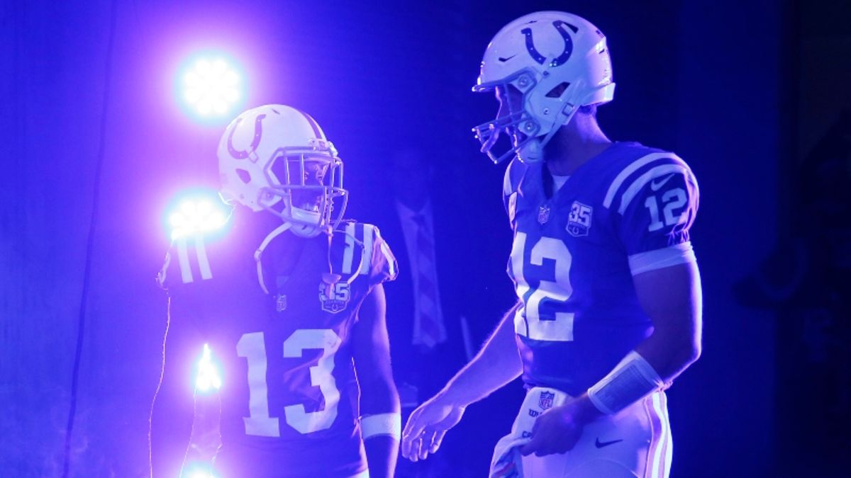 Colts Fantasy Rankings, Projections, Analysis for Every Player article feature image