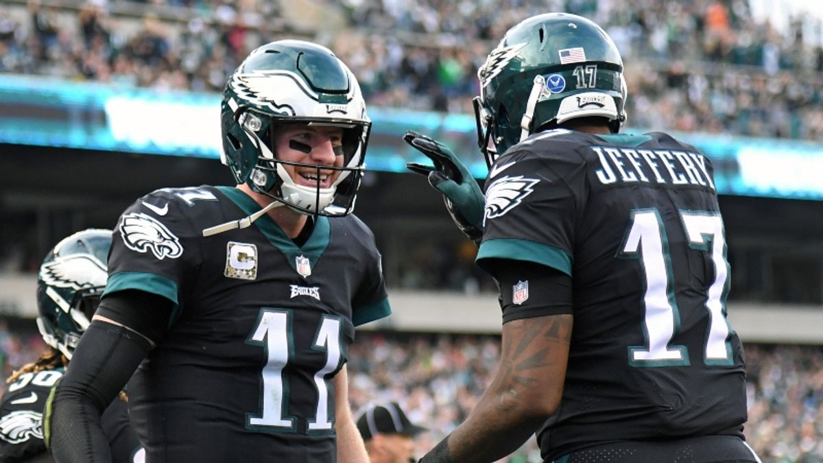 Eagles Fantasy Rankings, Projections, Analysis for Every Player article feature image