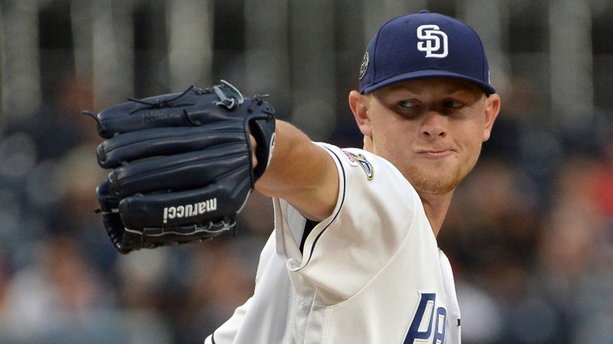 MLB Expert Predictions for Monday: Eric Lauer's Dominance vs. Dodgers article feature image