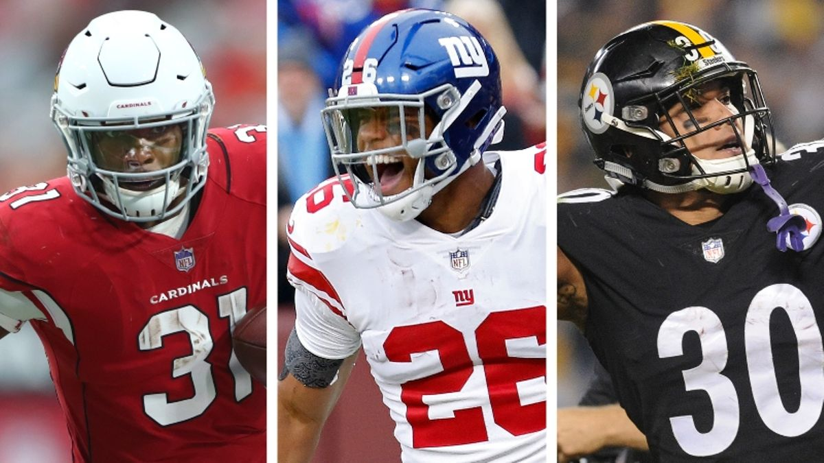Koerner's Fantasy Football Tiers: RB Rankings and Draft Strategy article feature image
