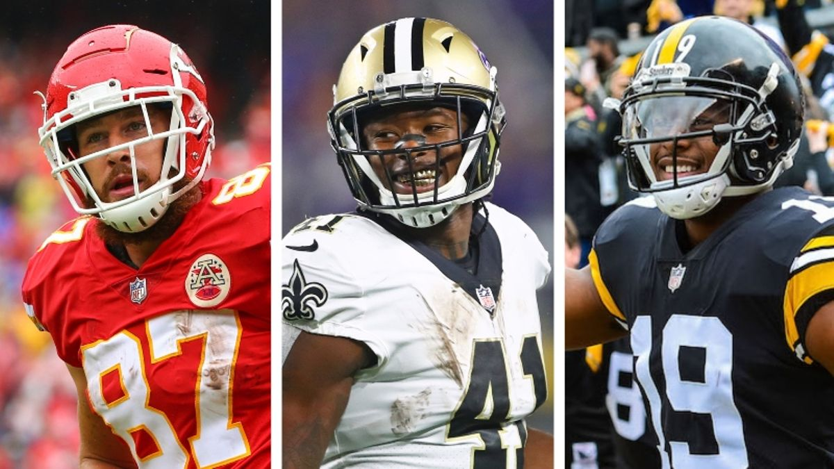2019 Fantasy PPR Mock Draft: Expert Strategies for 12-Team League article feature image