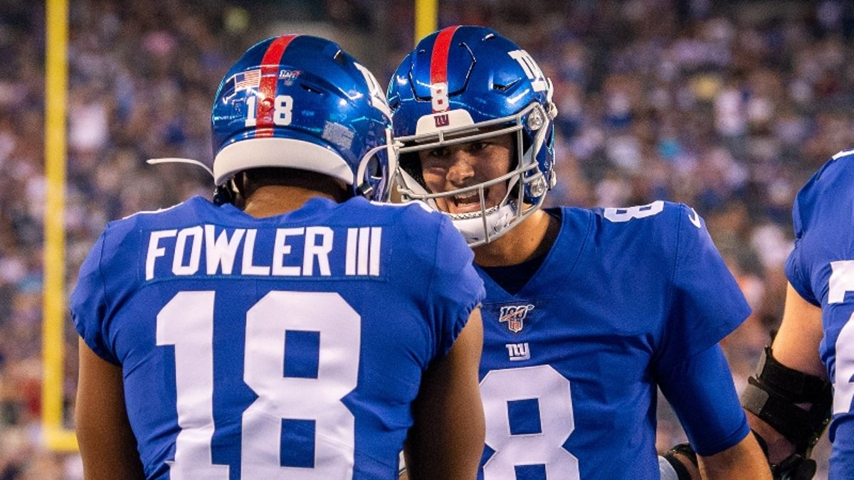 Bears vs. Giants Betting Guide: What to Expect from Week 2 of Daniel Jones article feature image