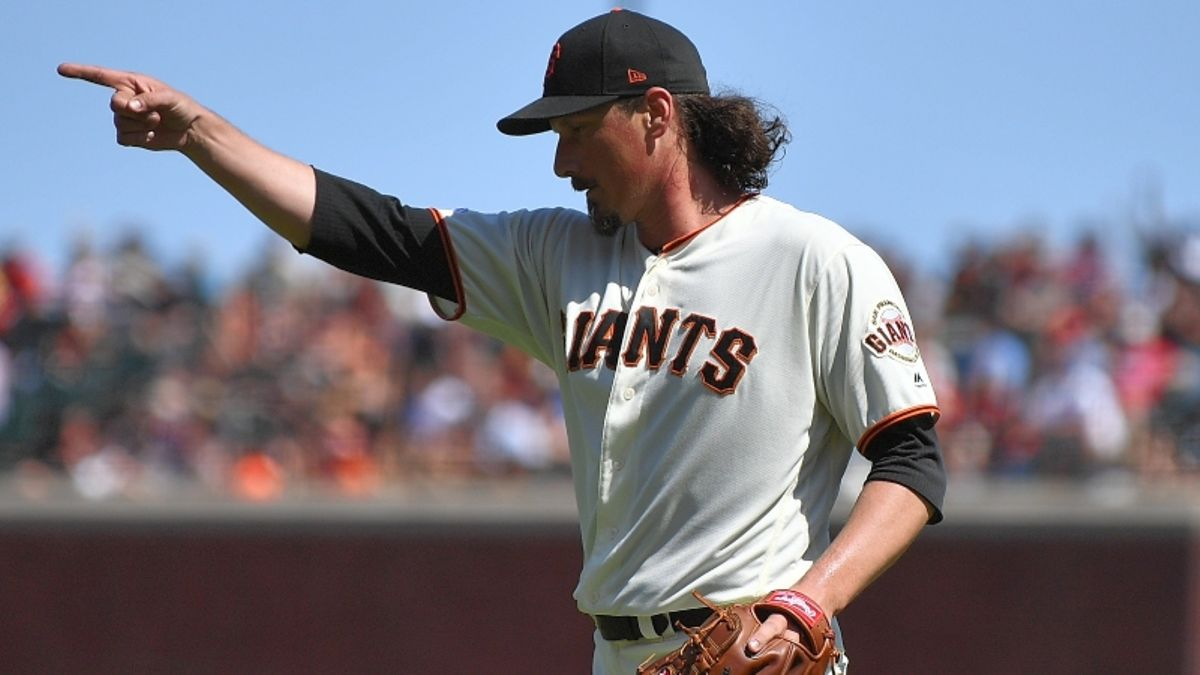 MLB Sharp Report: Pros Loading up on Giants-Diamondbacks, 2 Other Games Friday Night article feature image
